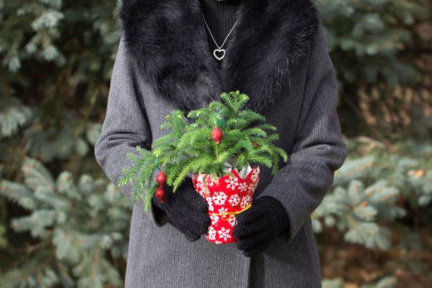 Как своими руками сшить для теплого пальто воротник из искусственного меха