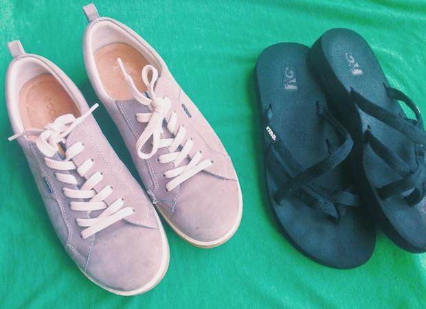 Как выбрать правильную обувь для путешествий: женщинам и девушкам