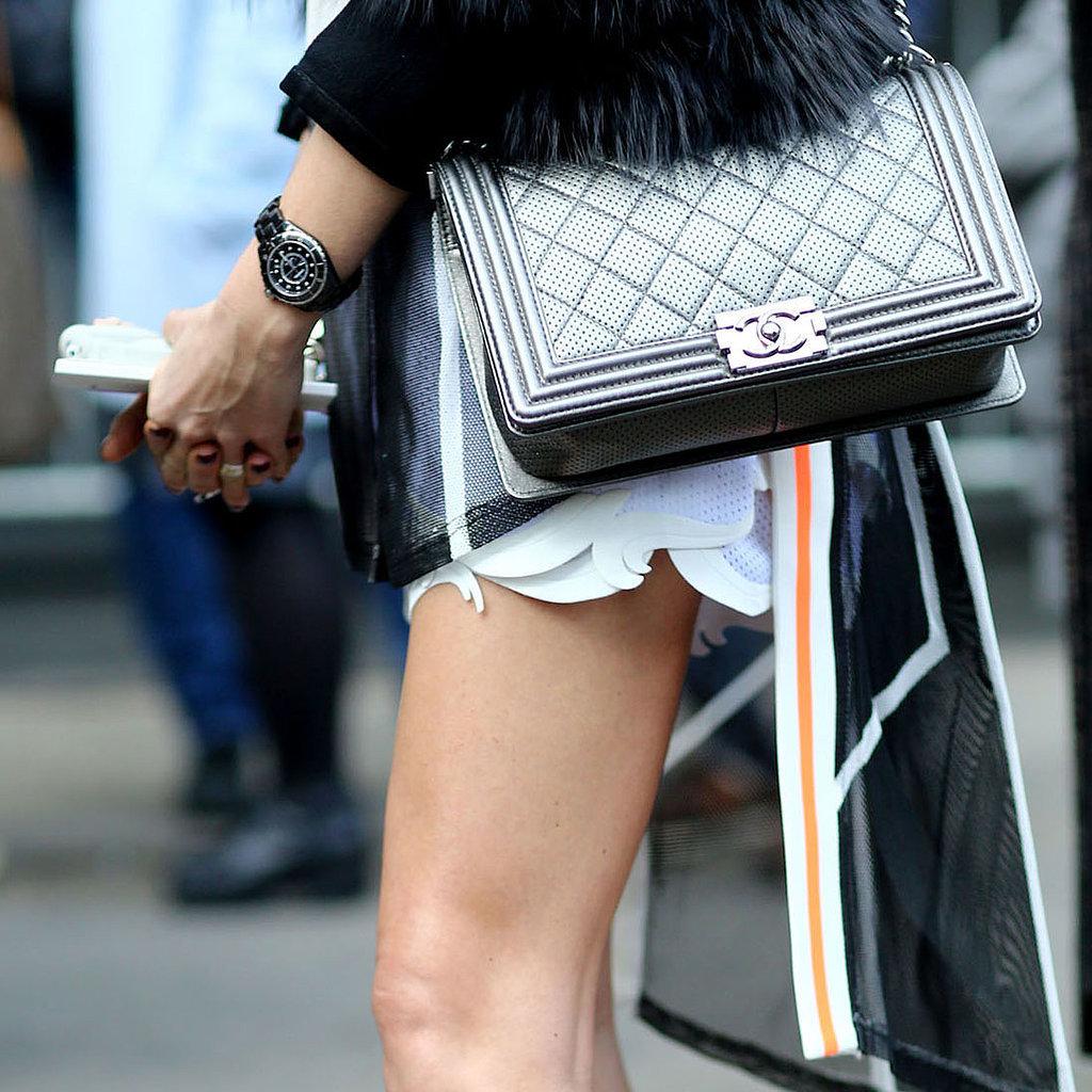 Мини-даффл: мода на сумки весна-лето 2014