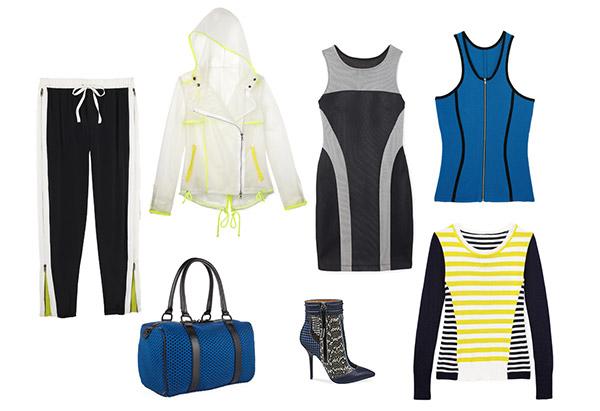 мода весна 2014: спортивный стиль