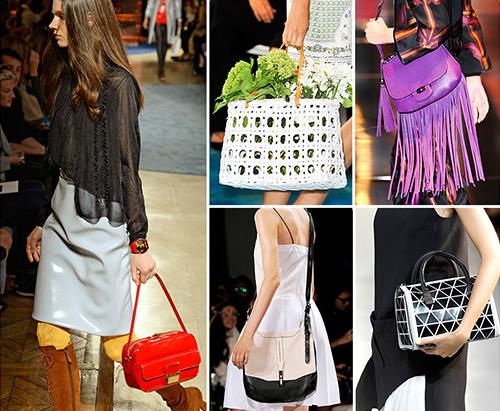мода весна 2014: сумки