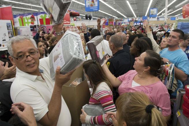 Как запахи и звуки в магазинах заставляют нас тратить больше