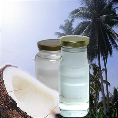 Смешайте кокосовое масло...