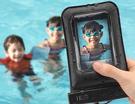 водонепроницаемый кейс для iPhone