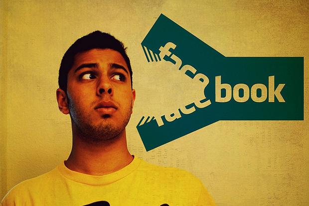 Фейсбук сожрал своего пользователя