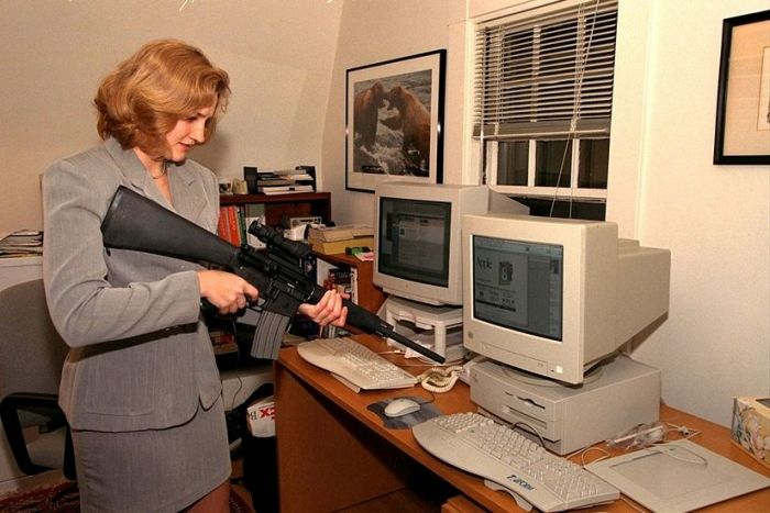 расстрел компьютера