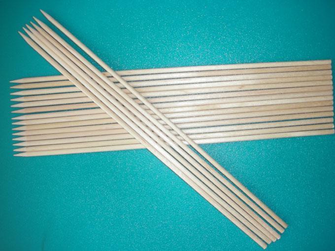 деревянные палочки-шампуры