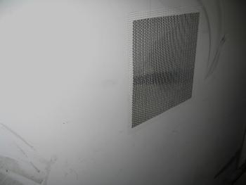 самоклеющаяся сетка для заделки стен «Adhesive drywall patch»