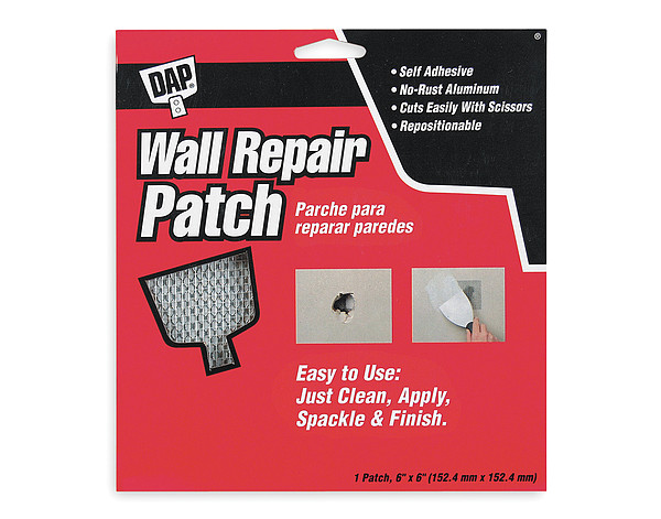 набор самоклеющейся сетки для заделки стен «Adhesive drywall patch»