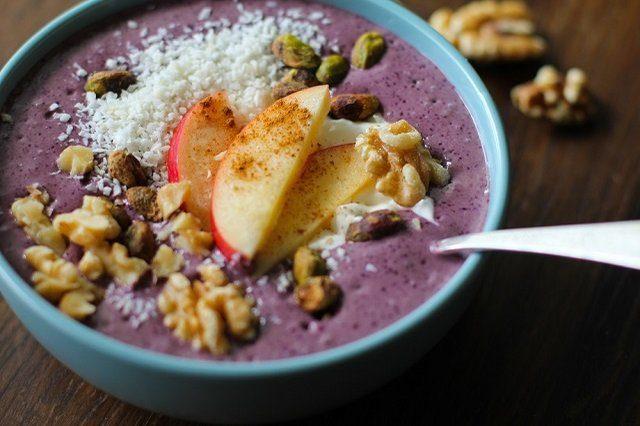 Как выглядит Топ-10 рецептов самых здоровых (и вкусных) завтраков – Муссы из Асаи