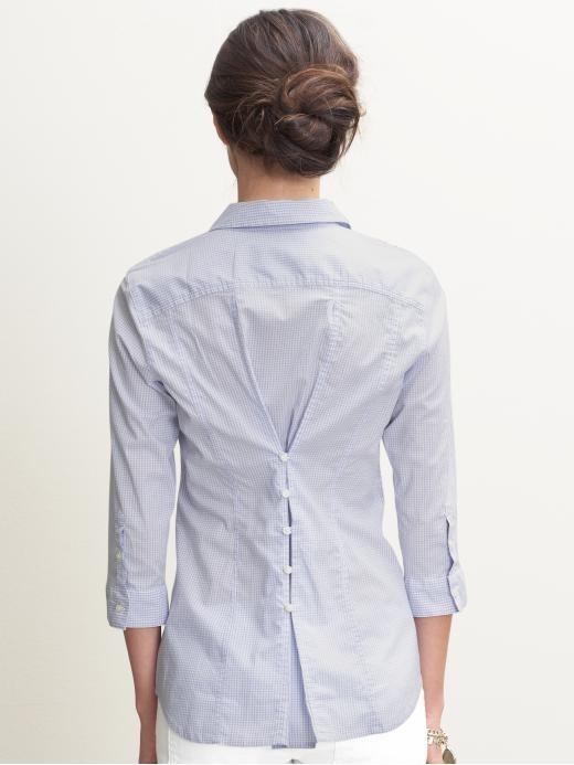 Как можно перешить старые рубашки
