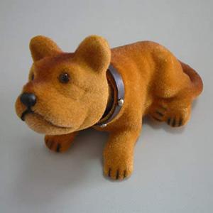 Как сделать игрушку «собака, кивающая головой»