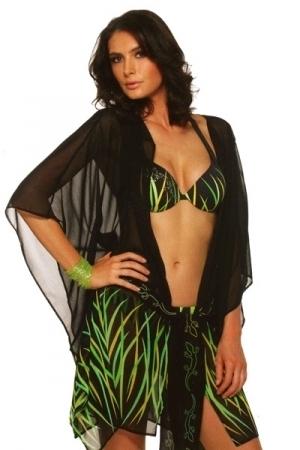 Модные пляжные платья на 2013 год