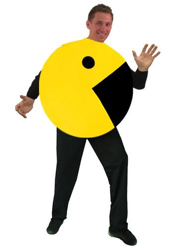 готово – у вас есть простой костюм Пакмана