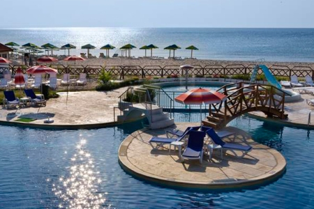 отдохнуть в Албене Болгария курорты отели