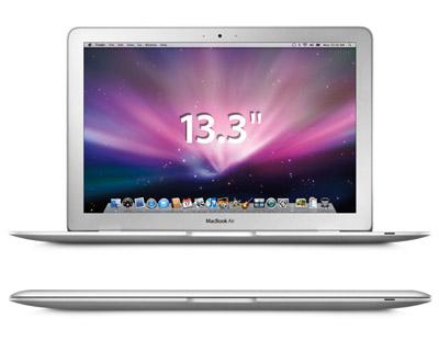 13.3 дюймовый экран Macbook Air
