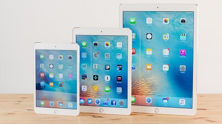 Как будет выглядеть новый iPad Pro?