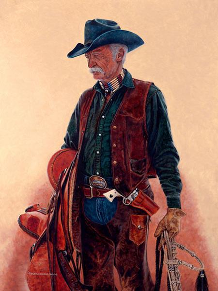 Как сделать взрослый ковбойский костюм
