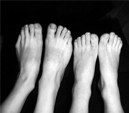 Как узнать о себе что-то новое при помощи ног: стоп и пальцев