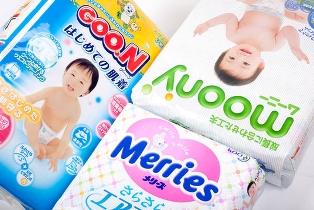 Как японские подгузники отличаются от привычных?