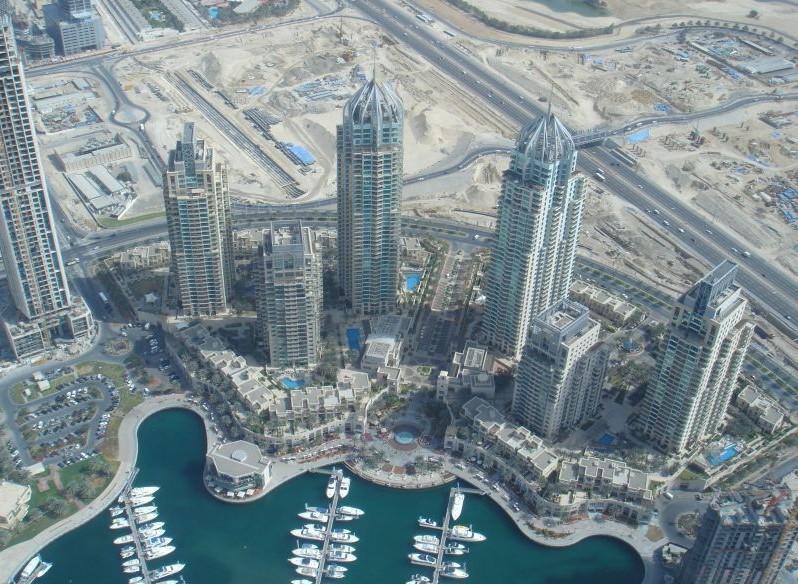 Как хорошо отдохнуть в Эмиратах. Страна контрастов.