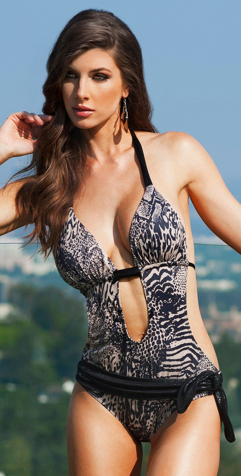 Как быть в тренде на пляже этим летом. Выбираем купальник 2013.