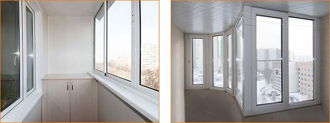 Как быстро и качественно провести остекление балконов?