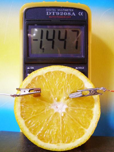 Поэкспериментируйте с бананами, лимонами, апельсинами