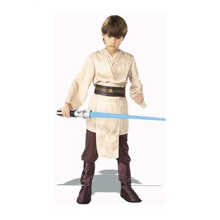 Для юных падаванов создание костюма можно на этом закончить