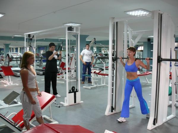 Упражнений вы можете придерживаться в