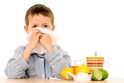 Как укрепить детский иммунитет?