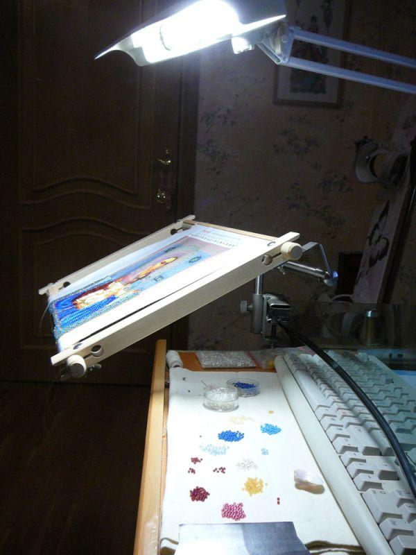 Как вышивать иконы из бисера (2013) .