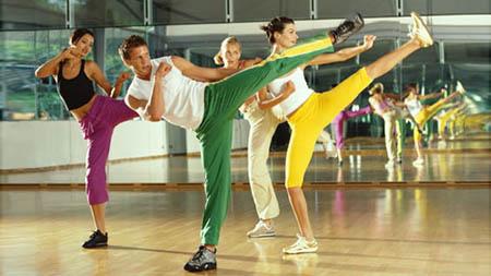 Определитесь с наиболее привлекательным для вас видом фитнесса