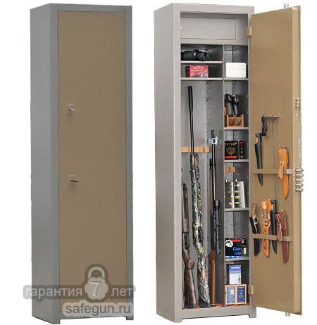 если вы обладатель дорогой коллекции ружей, а так же пистолета, стоит присмотреться к колонне с внутренней малой полкой