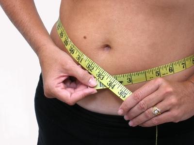 Убираем жирок с животика при помощи диеты