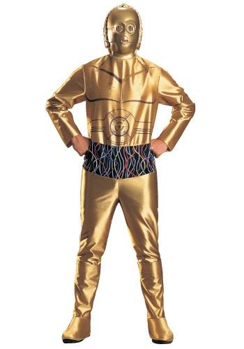 костюм робота Си3ПиО (C3PO) из «Звездных войн»
