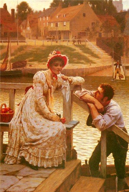Следующий шаг, которые предпринимает мужчина, влюбляясь – это ухаживания