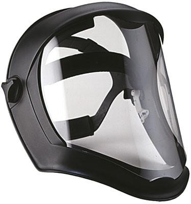 ... имеющуюся в вашем распоряжении защитную маску (на картинке особо экстремальный вариант)