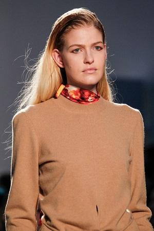 Как подобрать модную причёску осенью 2014?