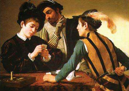 В покер играют очень давно
