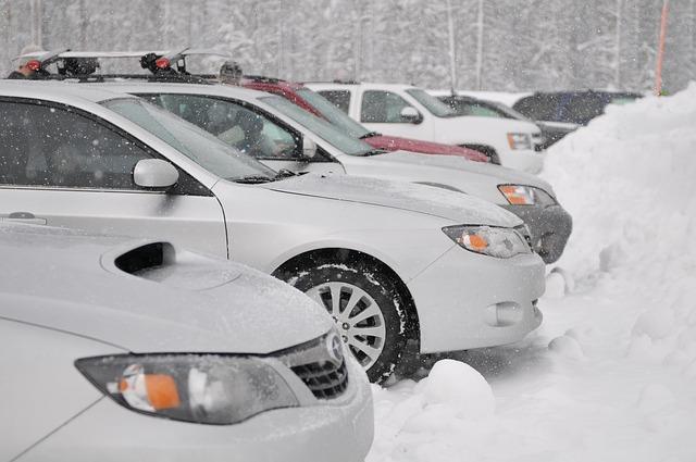 готовим авто к зиме