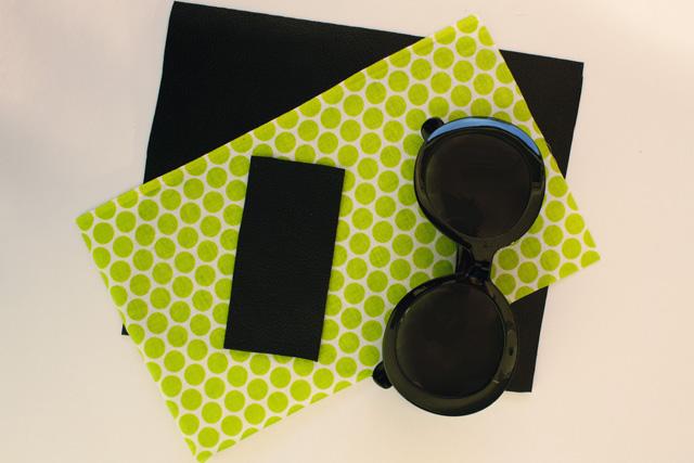 Как сделать простой органайзер для солнцезащитных очков