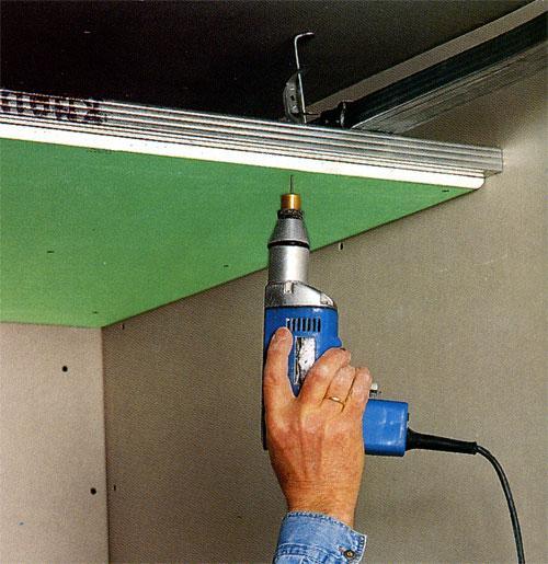 Как выполнить отделку перегородок и стен гипсокартоном?