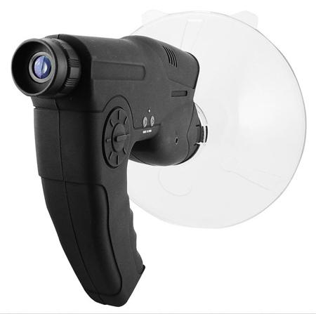 Третий вариант – приспособления для удаленного наблюдения, вроде устройства направленного действия для усиления звукового сигнала, идущего к вам с некоторого расстояния