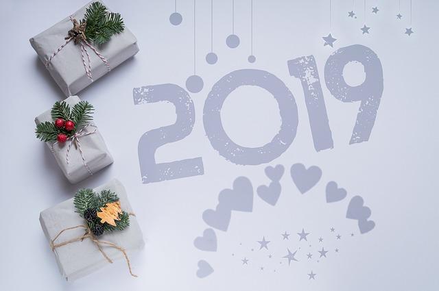 2019 новый год