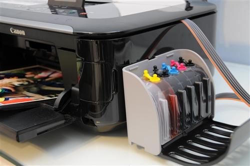 струйный принтер с снпч