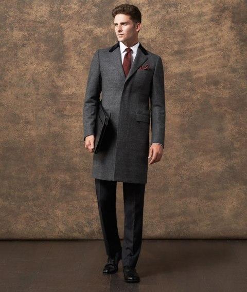 Как мужчине составить универсальный зимний гардероб