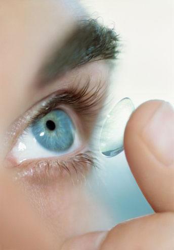 Как правильно выбрать контактные линзы?