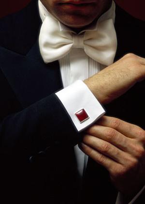Как носить элегантный мужской аксессуар - запонки