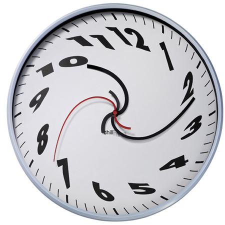 Отставьте в сторону время